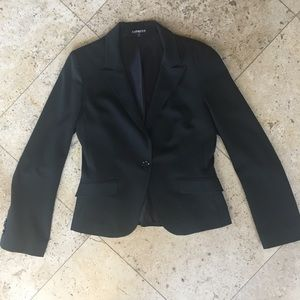 Classic Fitted Express Suit Jacket